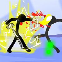 Dövüşçü Çöp Adam