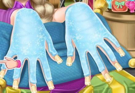 Elsa Tırnak ve El Bakımı