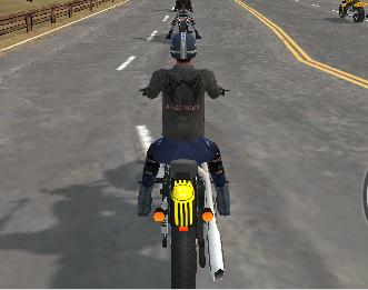 Gerçek Motor Yarışı