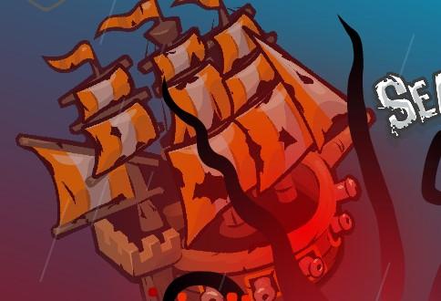 Korsan vs Canavarlar