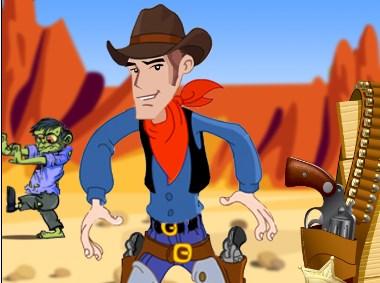 Kovboy vs Zombi