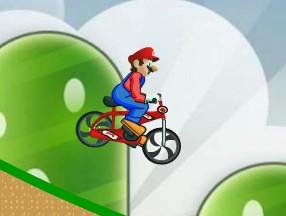 Mario'nun Bisiklet Macerası