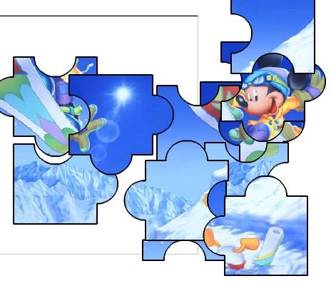 Mickey Mause Kayak Yap Boz
