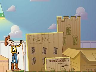 Oyuncak Hikayesi Woody