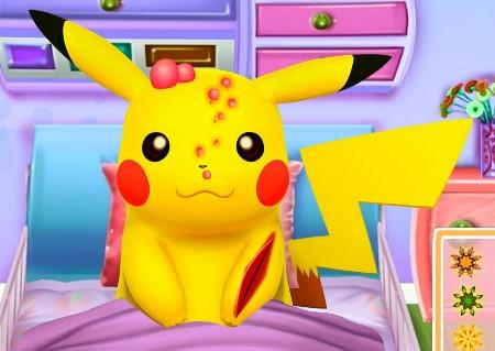 Pikachu Hastanede