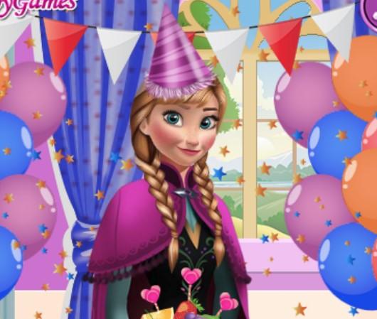 Prenses Anna'nın Doğum Günü