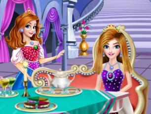 Prensesin Çay Partisi
