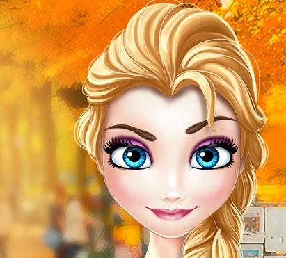 Prensesler Yüz Boyama