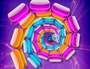 Renkli Cam Bloklar