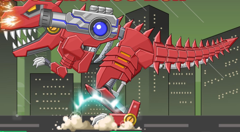 Robot Dinazor