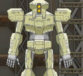 Robot Üretim Fabrikası