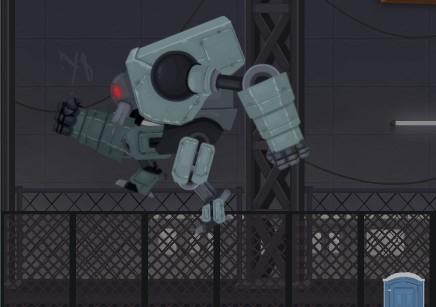 Robotların İntikamı