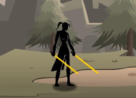 Savaşçı Kız