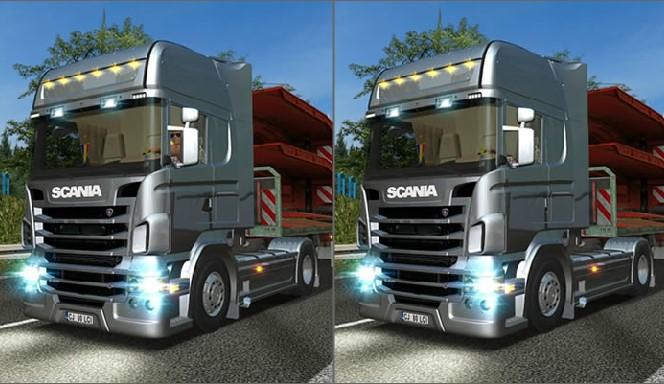 Scania Tır Fark Bulma