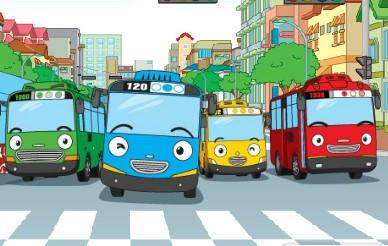 Sevimli Otobüs