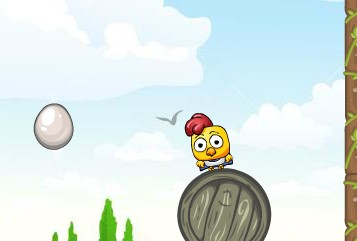 Tavukları Topla