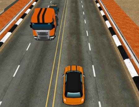Trafikte Yüksek Hız