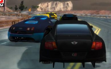 Zorlu Araba Yarışı