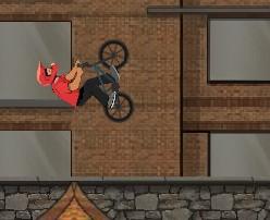 Zorlu Bisiklet Parkuru